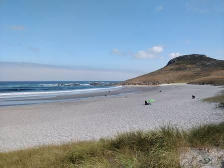 praia-de-soesto-laxe-galicia beach