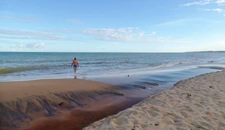 praia-dois-irm%C3%A3os-prado-bahia beach