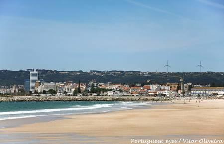 praia-do-cabedelo-figueira-da-foz-centro beach