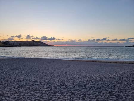 praia-do-orzan-a-coruna-galicia beach