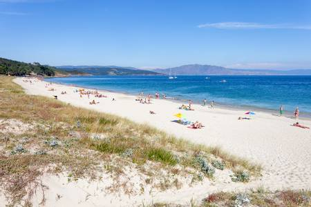 praia-langosteira-fisterra-galicia beach