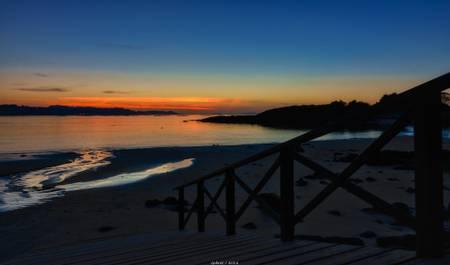 praia-santo-do-mar-mar%C3%ADn-galicia beach