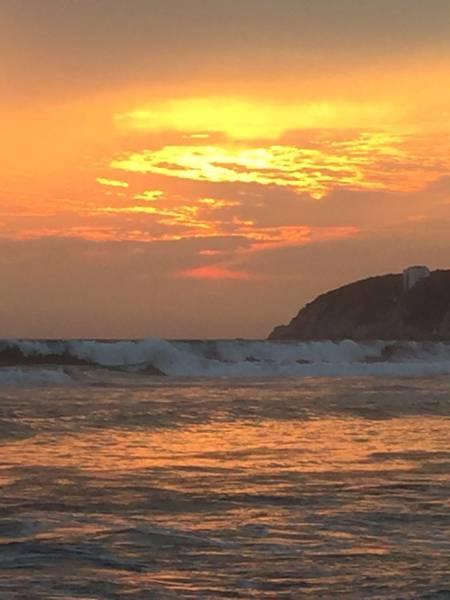 punta-diamante-acapulco beach