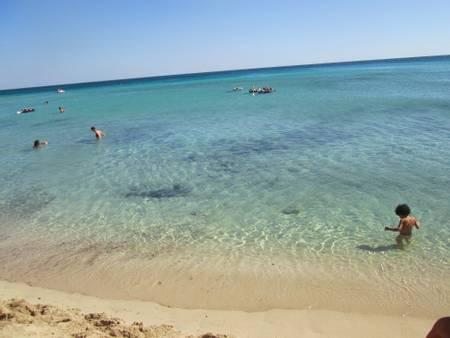 punta-prosciutto-lecce beach