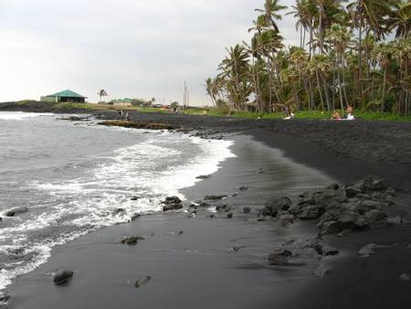 punalu'u-beach-pahala-hawaii beach