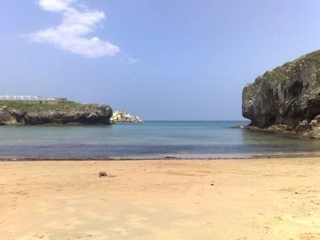 puertu-chicu-llanes beach