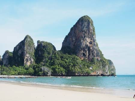railay-beach-ao-nang beach