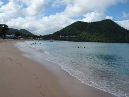 reduit-beach-rodney-bay-gros-islet beach