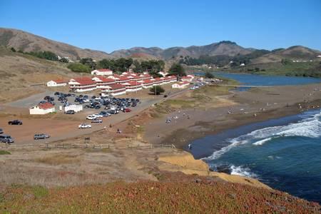 rodeo-beach-tamalpais-homestead-valley-california beach