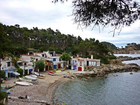 s'alguer-palamos-catalonia beach