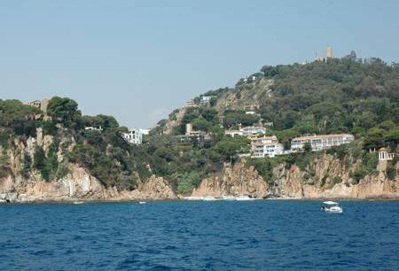 sa-forcanera-blanes-catalonia beach