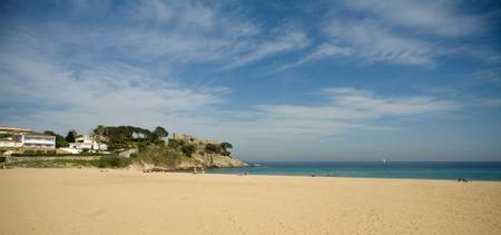 sant-esteve-de-la-fosca-palamos-catalonia beach