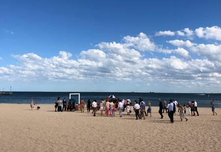 sandridge-beach-melbourne-victoria beach