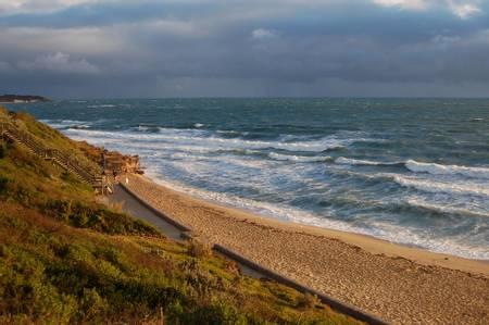 sandringham-beach-melbourne-victoria beach