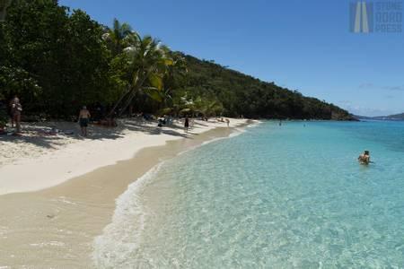 salomon-beach-cruz-bay-st.-john beach