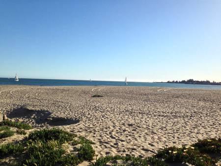 seabright-beach-santa-cruz-california beach