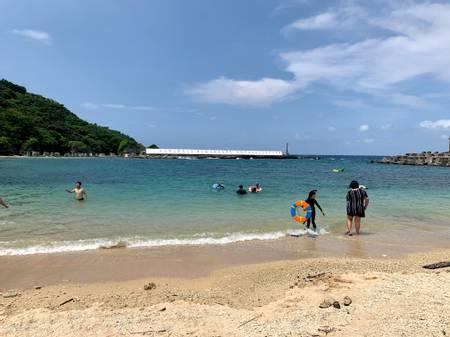 shanfu-harbor-lambai-island beach