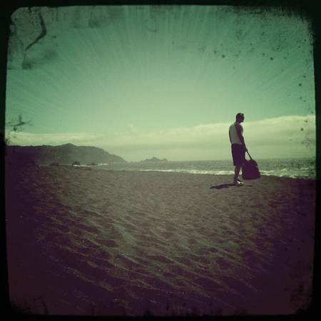 sharp-park-beach-pacifica-california beach