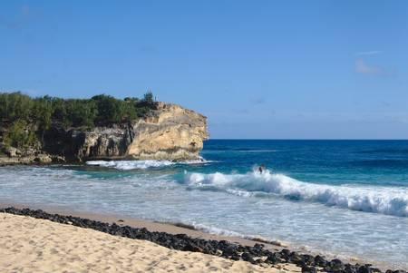 shipwreck-beach-koloa-hawaii beach