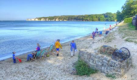 south-beach-studland-england beach