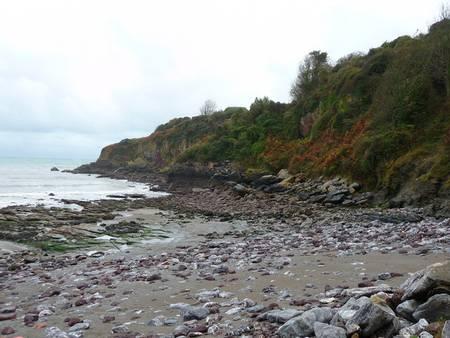 st-mary's-bay-brixham-england beach