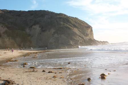 strands-beach-dana-point-california beach